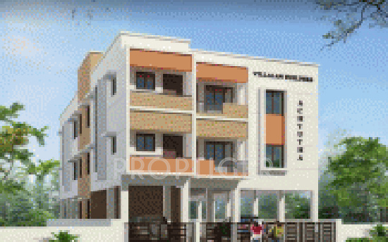 Images for Elevation of Villalan Achutha Flats