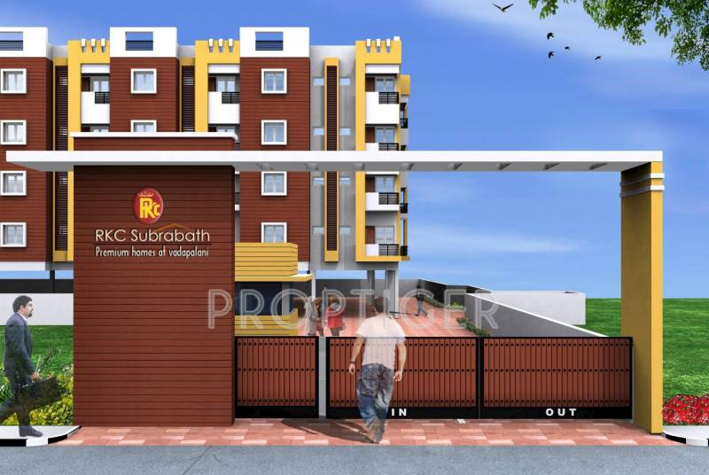 Images for Elevation of RKC Subrabath