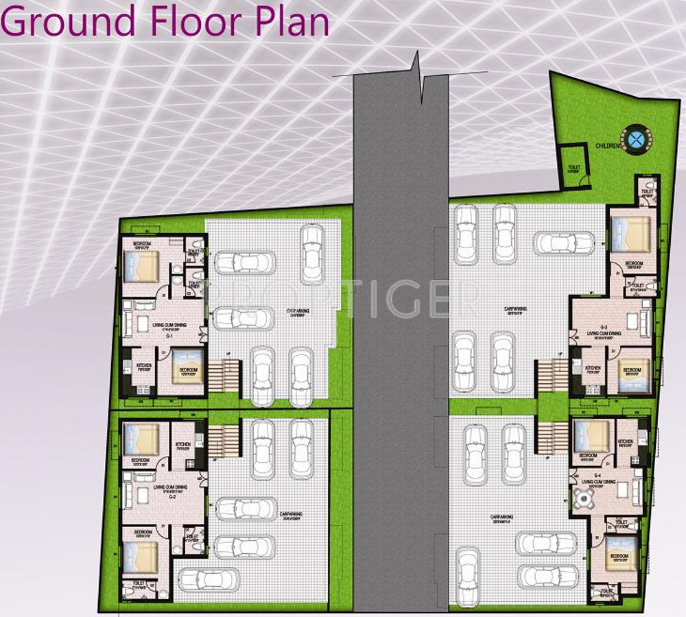 763 Sq Ft 2 Bhk 2t Apartment For Sale In Kj Homes Castle