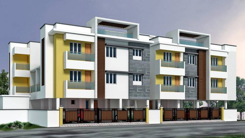 Images for Elevation of KJ Castle Homes