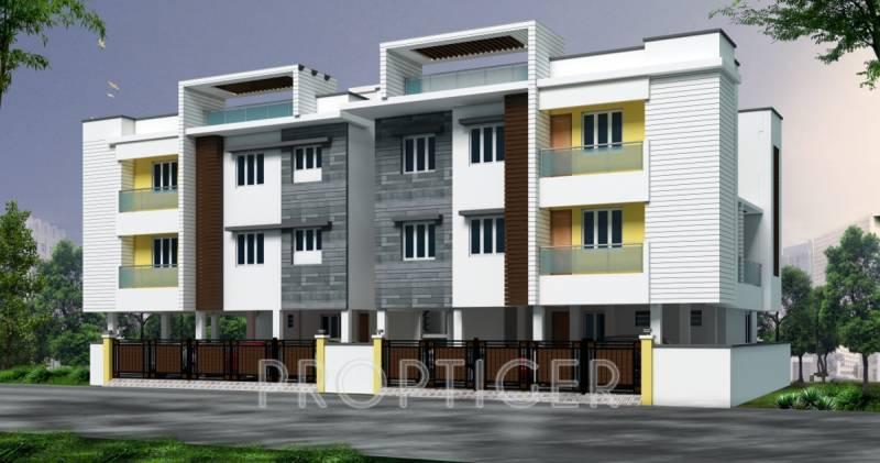 Images for Elevation of KJ Castle Homes