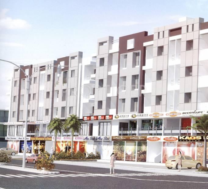 Images for Elevation of Pragati Utsav Residency
