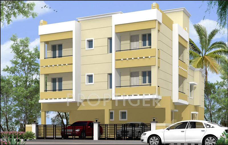 Images for Elevation of SPS Asthalakshmi Nagar