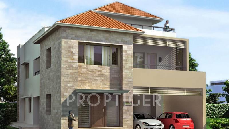 signature-villas Images for Elevation of Isha Homes Signature Villas