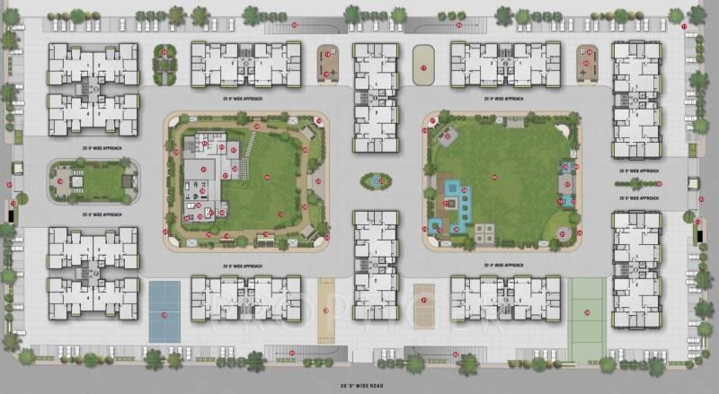 elita Images for Layout Plan of Rajhans Elita