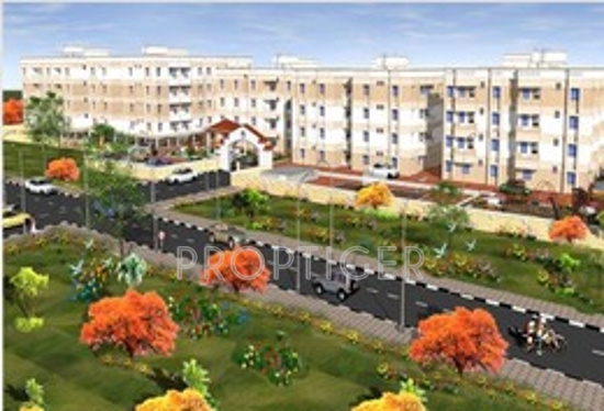 Images for Elevation of Aks Housing Serenity