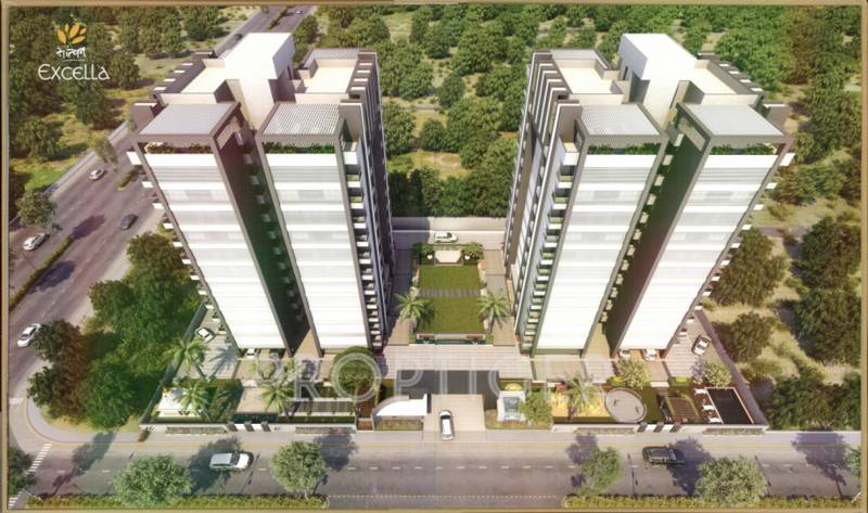 Images for Elevation of Shubh Santvan Excella