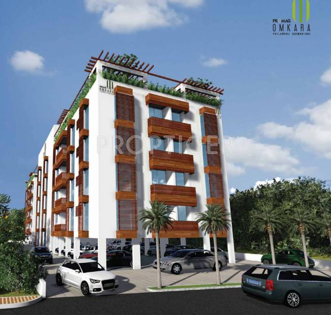 Images for Elevation of Promag Omkara