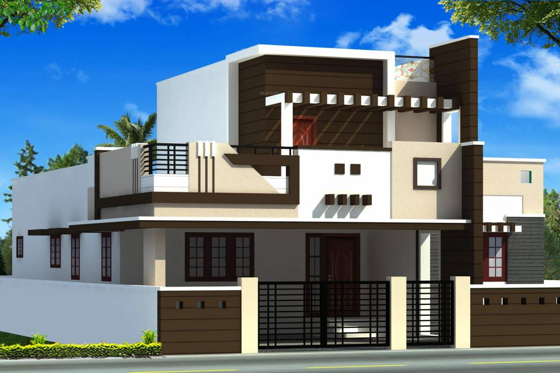 Floor Front Elevation Network : Sss jaya enclave in kovai pudur coimbatore price