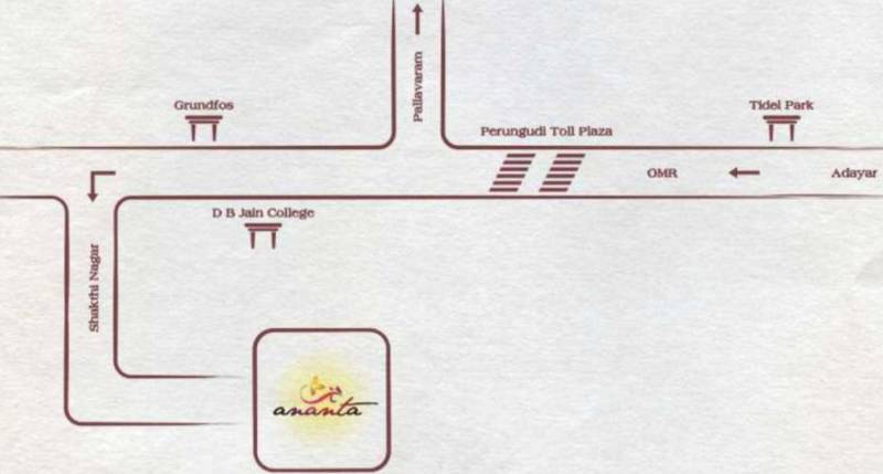 Images for Location Plan of Catalyst Ananta