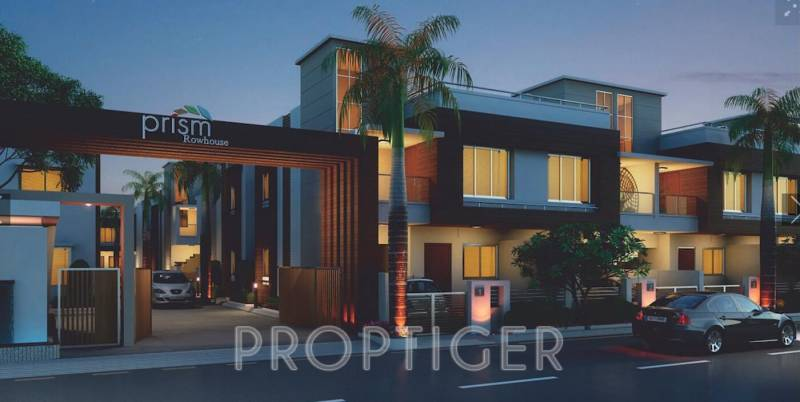 Images for Elevation of Savani Prims Rowhouse