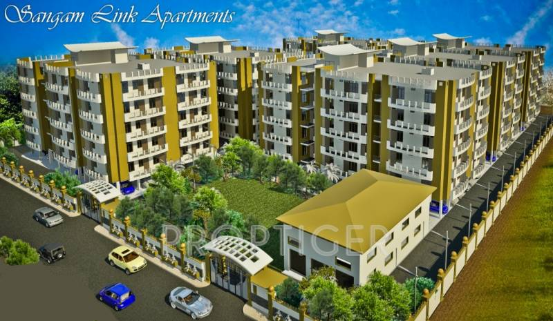 Images for Elevation of Sangam Sangam Link Apartments