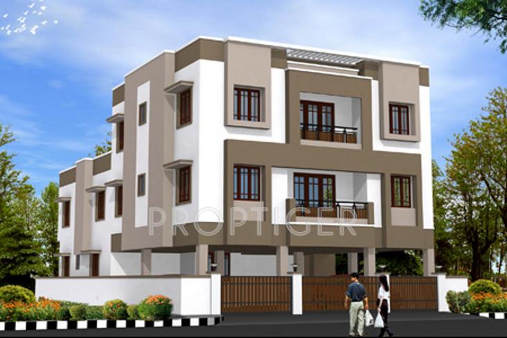 Images for Elevation of Deepakam Developers Gardens