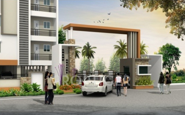 Images for Elevation of Abhilash Anand Arcade