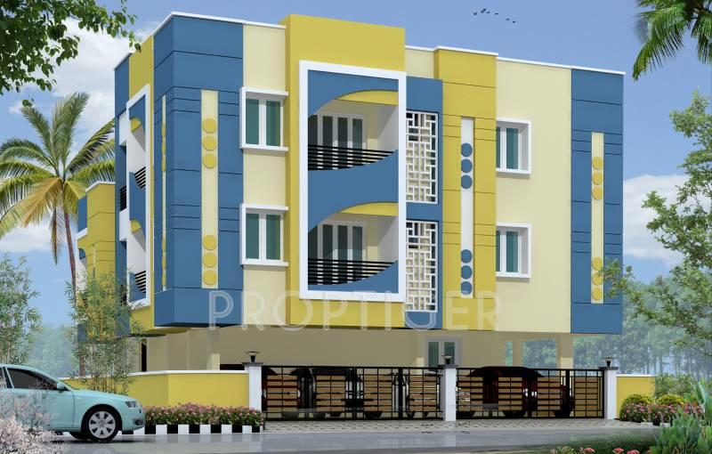 Images for Elevation of Gajalakshmi Construction Sammand