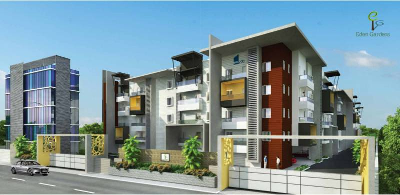Images for Elevation of Evocon Eden Gardens