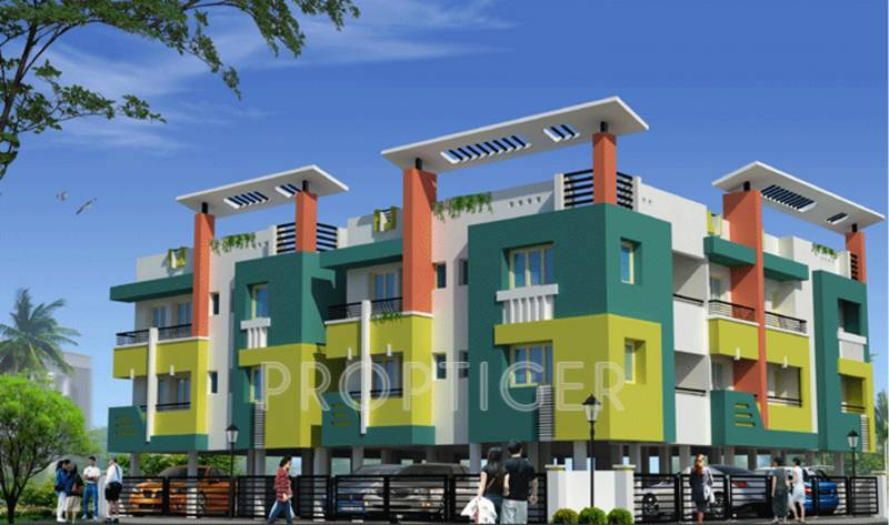swetha-builders paradise Project Image