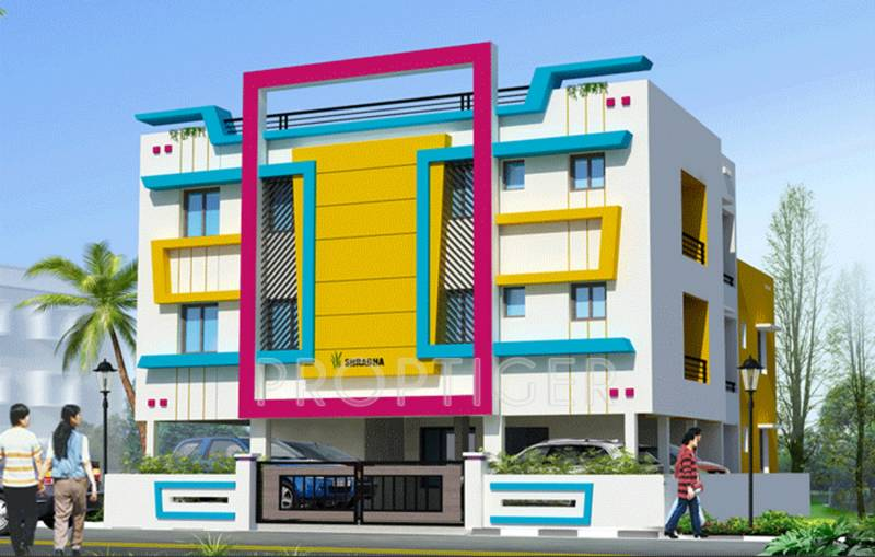 Images for Elevation of Swetha Shredha Residency