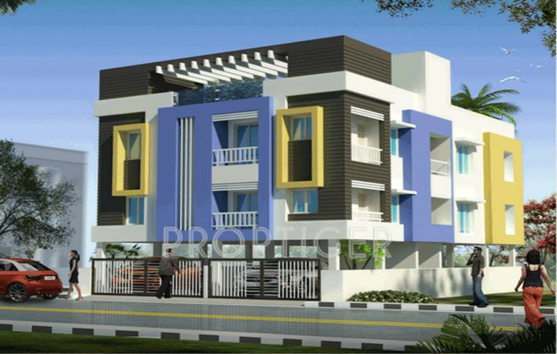 Images for Elevation of Swetha Classic