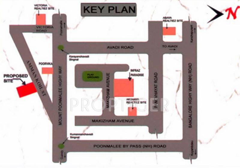 Images for Location Plan of Infraz Edenz