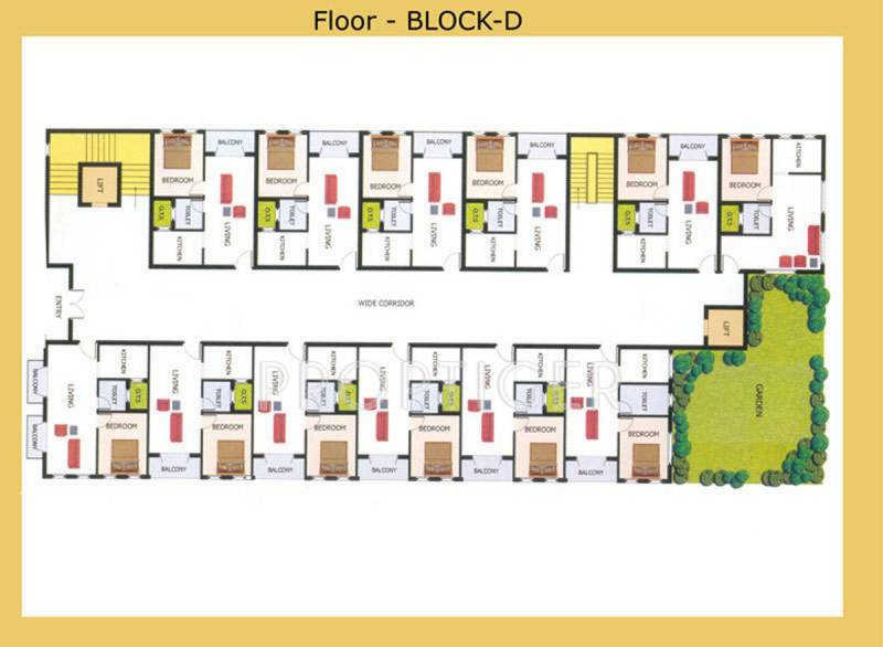 Images for Cluster Plan of Anand Aashritha