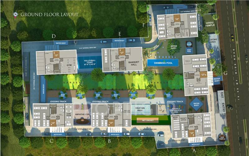 7-heaven Images for Layout Plan of Milestone 7 Heaven