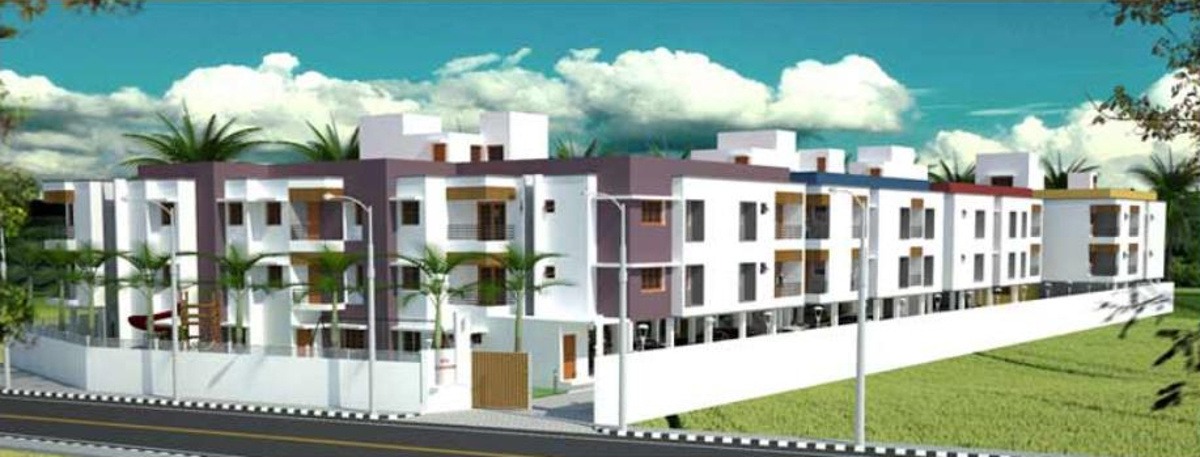 840 sq ft 2 bhk 2t apartment for sale in built tech for Apartment design development pvt ltd