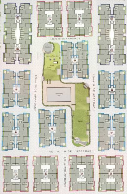 Images for Layout Plan of Shree Avenue
