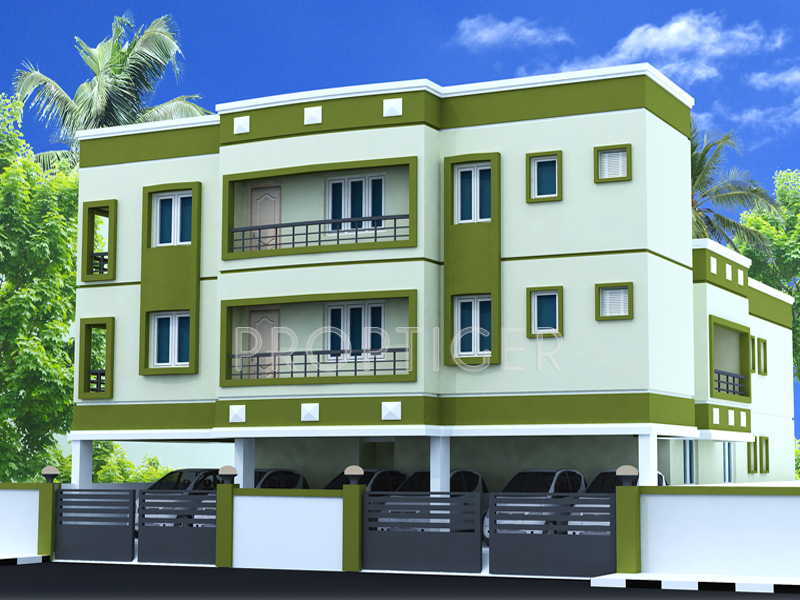 Images for Elevation of Cholamandhal Malligai Flats