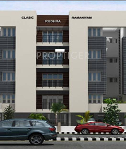 Images for Elevation of Ramaniyam Real Estates Classic Rudra