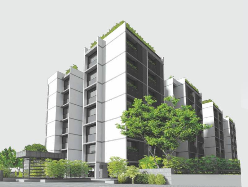 Images for Elevation of Aakriti Royal