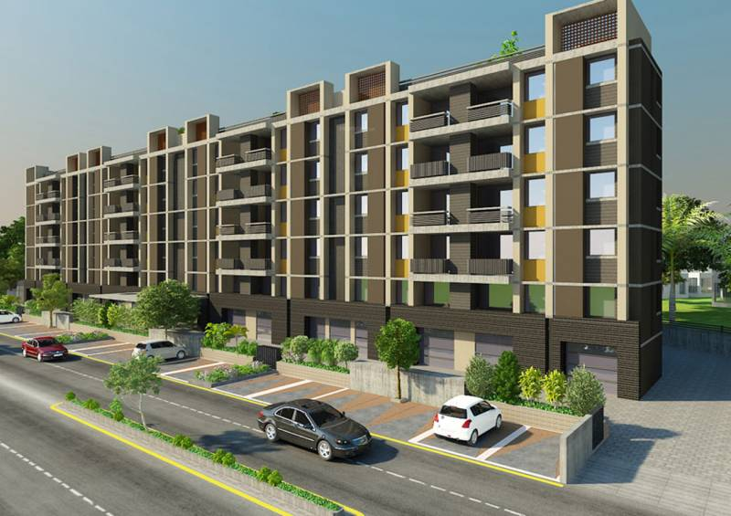 the-nest Images for Elevation of Aakriti The Nest