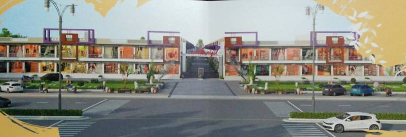 Images for Elevation of Shiv Sai Chaitanya Residency