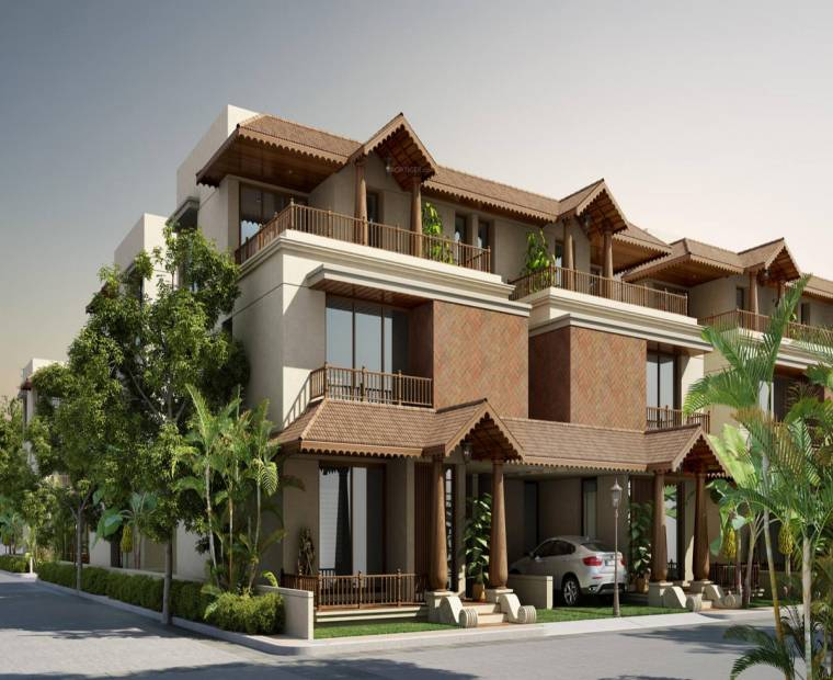 Images for Elevation of Pawan Vicenza Vanakkam