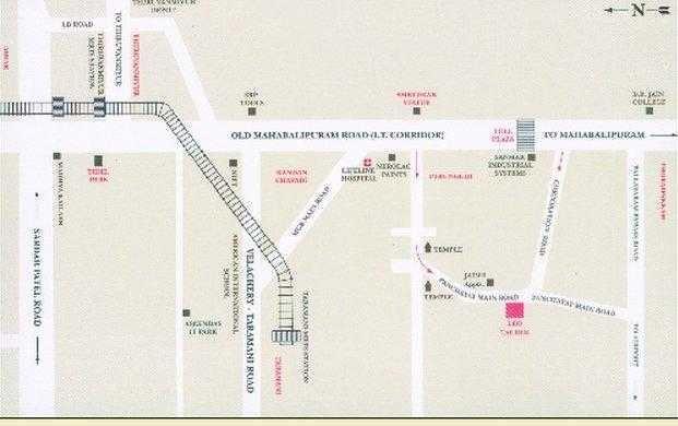 leo-taurus Location Plan