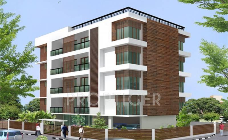 Images for Elevation of Vijay Shanthi Glo