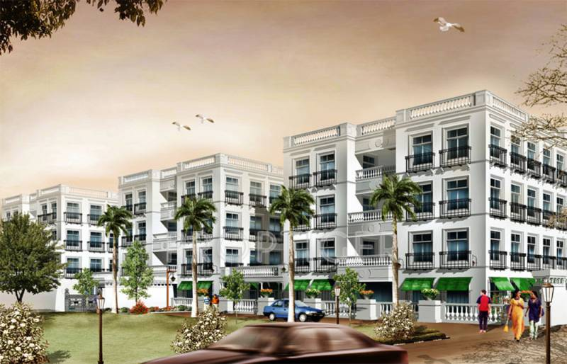 Images for Elevation of Vijay Patio