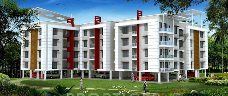 Images for Elevation of Vijay Shanthi West Park