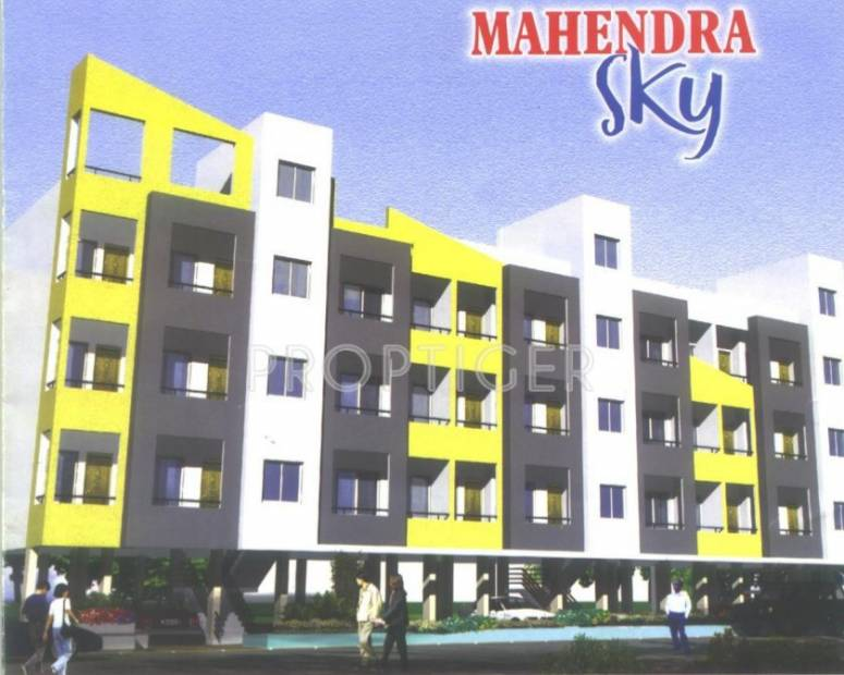 Images for Elevation of Mahendra Sky