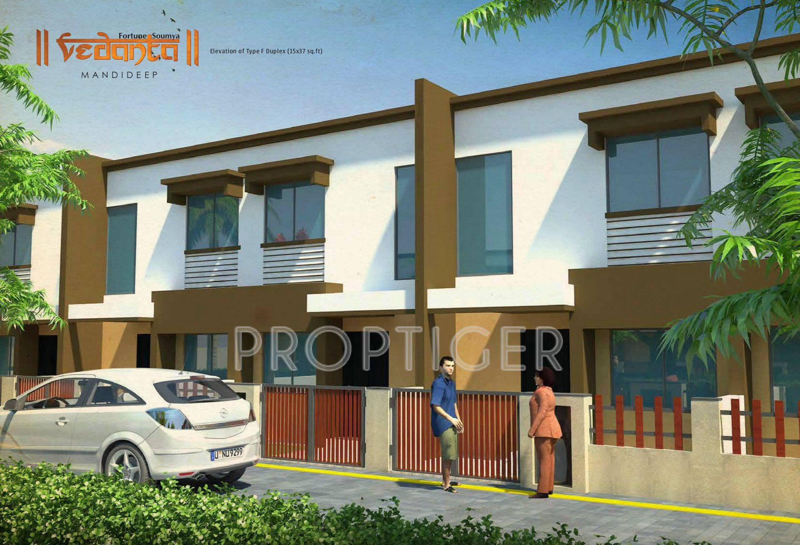 Independent Houses in Mandideep Industrial Area - Villas for Sale in