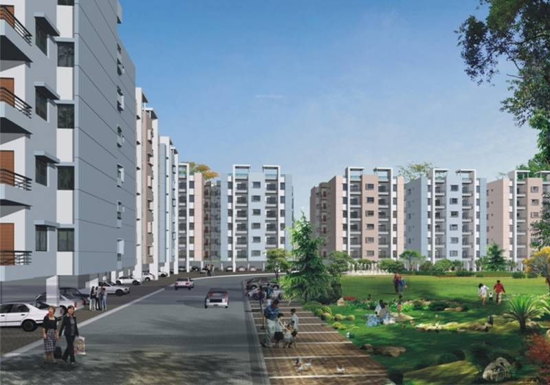 Images for Elevation of Sunil Nilgiri Apartment