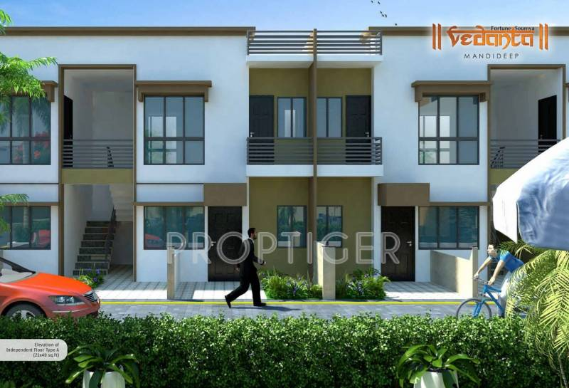 Images for Elevation of Soumya Vedanta Apartment