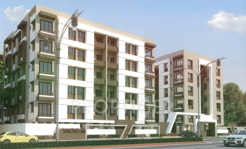 Images for Elevation of Janki Janki Residency