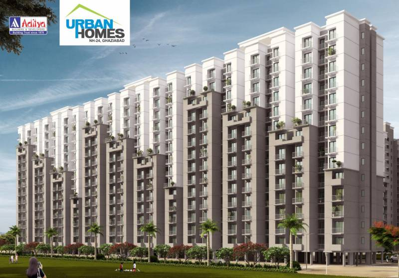 urban-homes Images for Elevation of Aditya Urban Homes