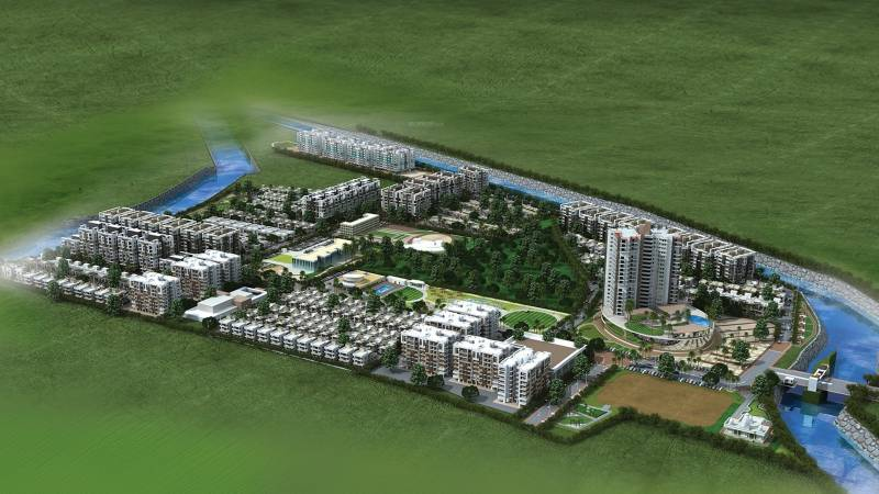 Images for Elevation of Radha Vrindavan Phase 1