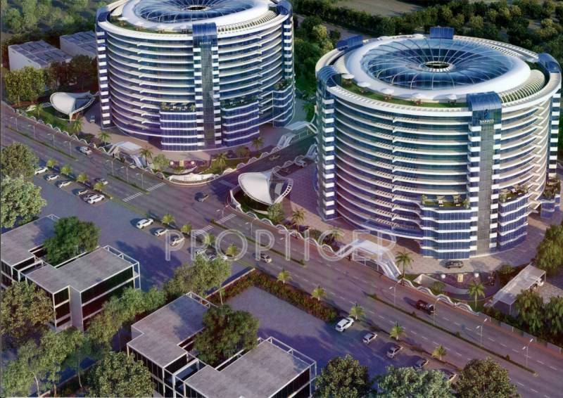 Images for Elevation of Rajhans Belliza