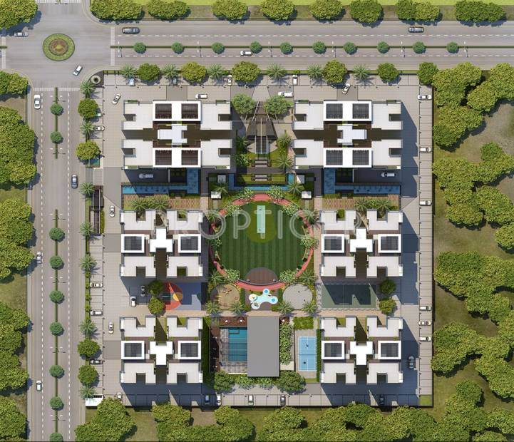 Images for Layout Plan of Pramukh Aranya