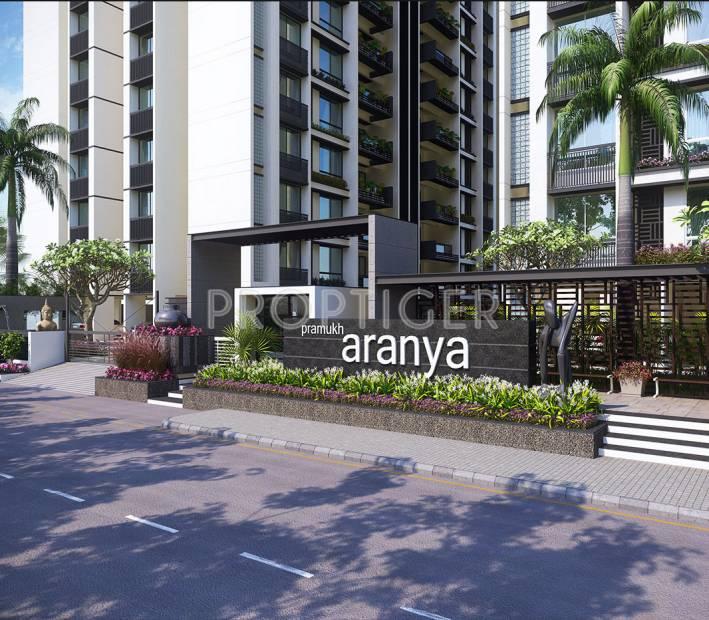 Images for Elevation of Pramukh Aranya
