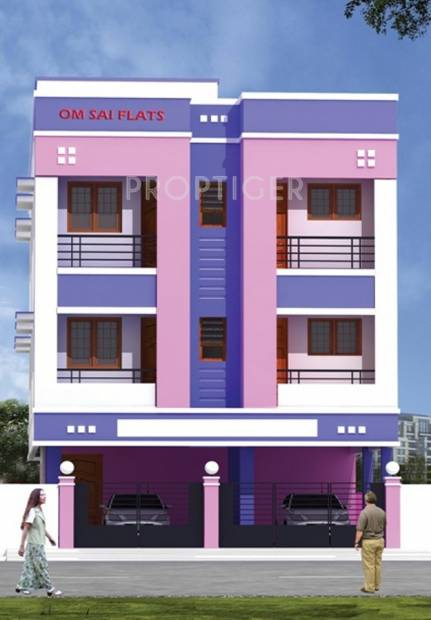 Images for Elevation of Royal Prince Om Sai Flats
