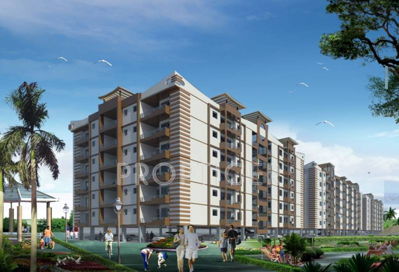 Images for Elevation of Ram Gold Line Residency